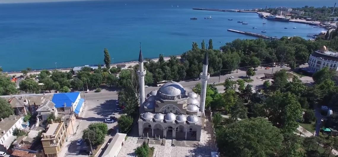 Мечеть Евпатории