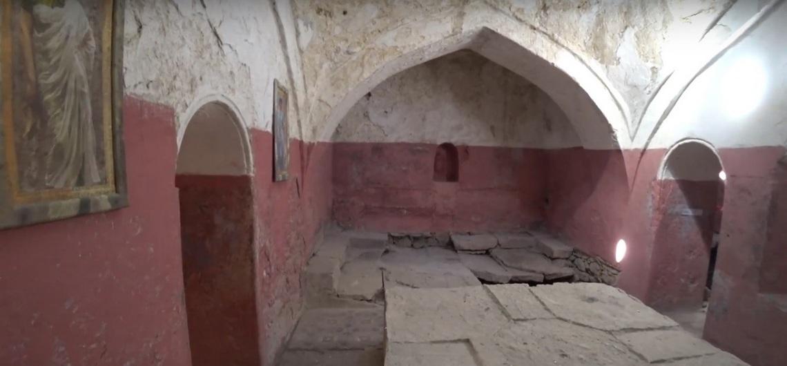 Средневековые бани Евпатории