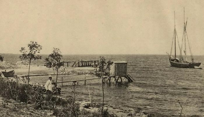 Набережная Черноморского