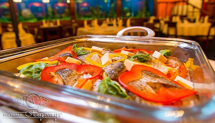 Фото Рыбный ресторан Евпатории