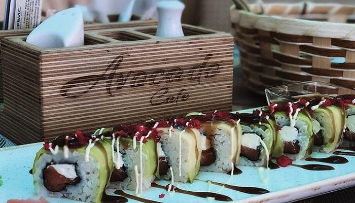 Суши бар Авокадо Черноморское