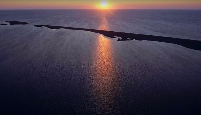 Заповедник Лебяжьи острова