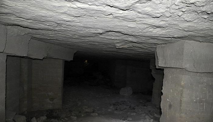 Фото Подземные ходы крепости Арабат