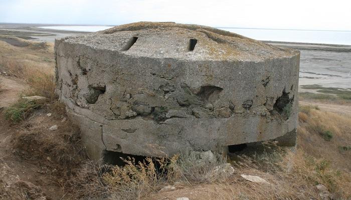 Фото Дот крепости Арабат