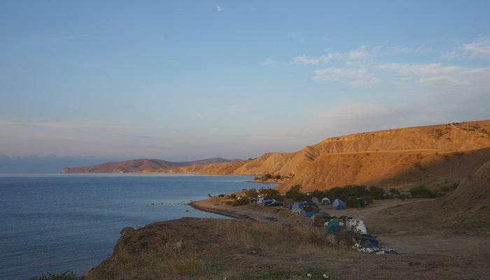 Фото Лисья бухта Крым