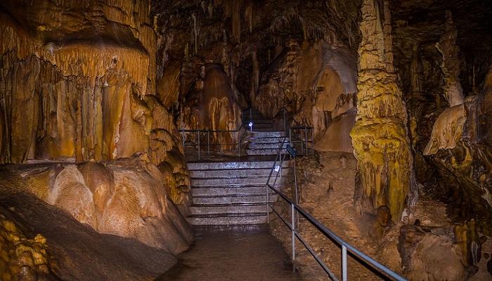 фото Мраморная пещера