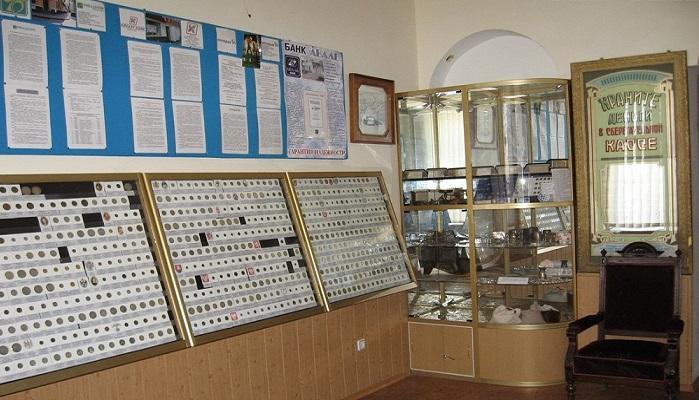 Фото Музей денег в Феодосии