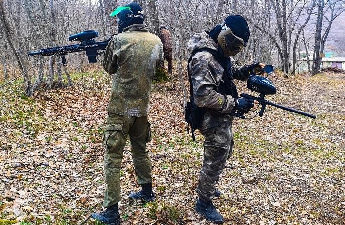Пейнтбол клуб Barrakuda в Крыму-2