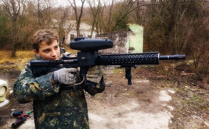 Пейнтбол клуб Barrakuda в Крыму-8