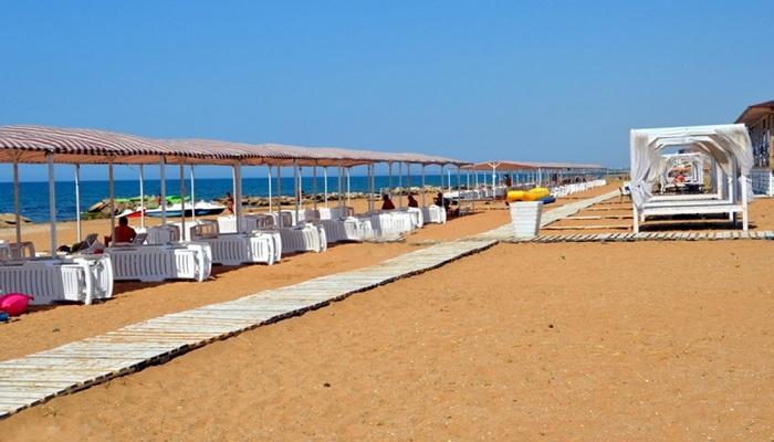 Пляж Барабулька
