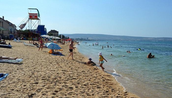 Пляж Жажда