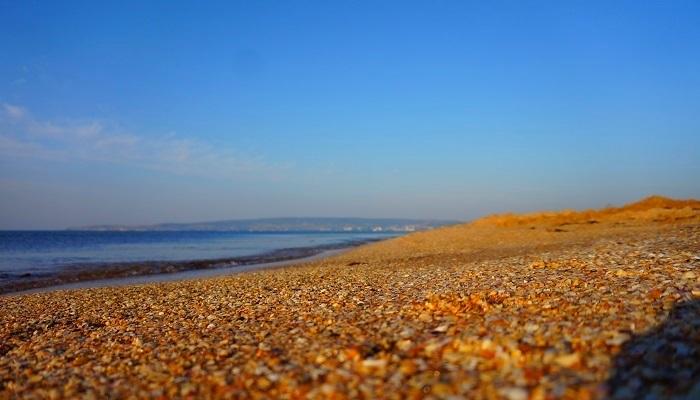 фото пляжи города Феодосия