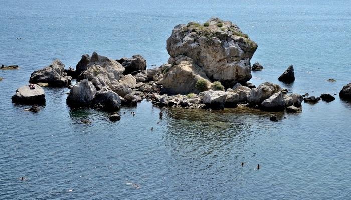 Пляж Крабий остров