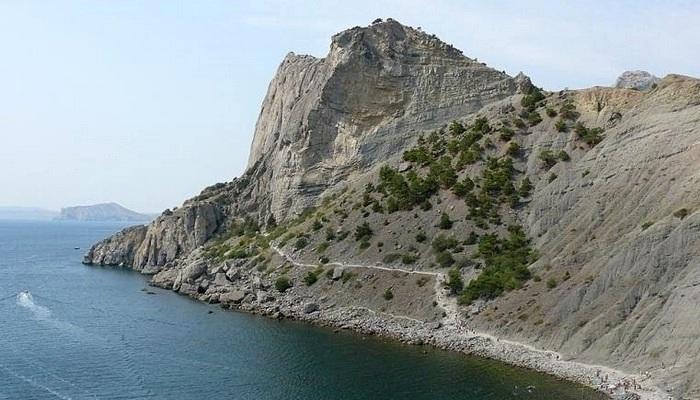 Пляж Крепостной