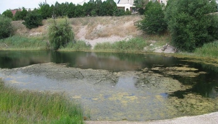 Река Восточный Булганак