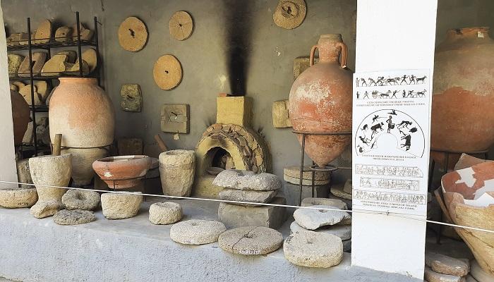 Античные гончарные изделия