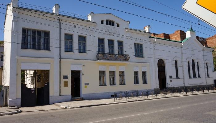 Историко археологический музей в Керчи