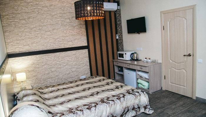 Обстановка в Zen Hotel Керчь
