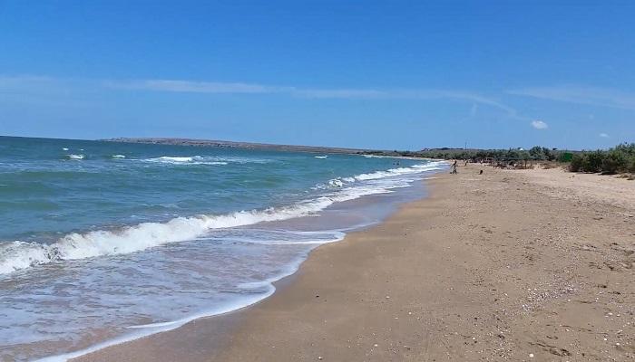Фото Песочные пляжи Казантипского залива