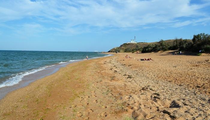 Пляж Героевка