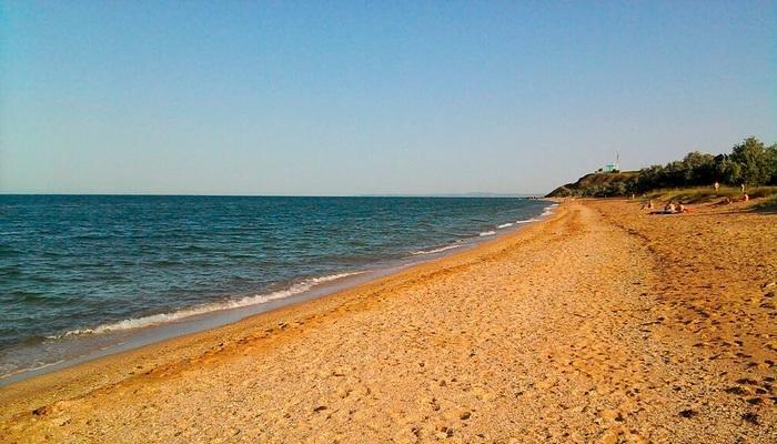 Пляж Керчи