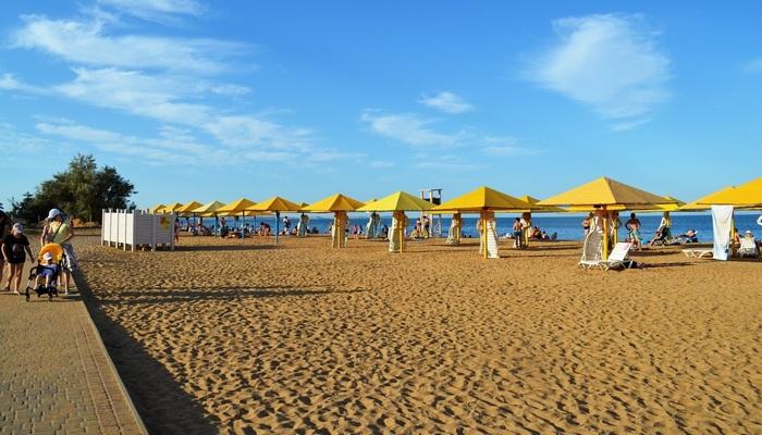 Пляж Сандали