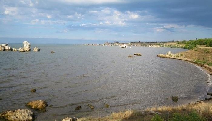 Пляж Семискалка