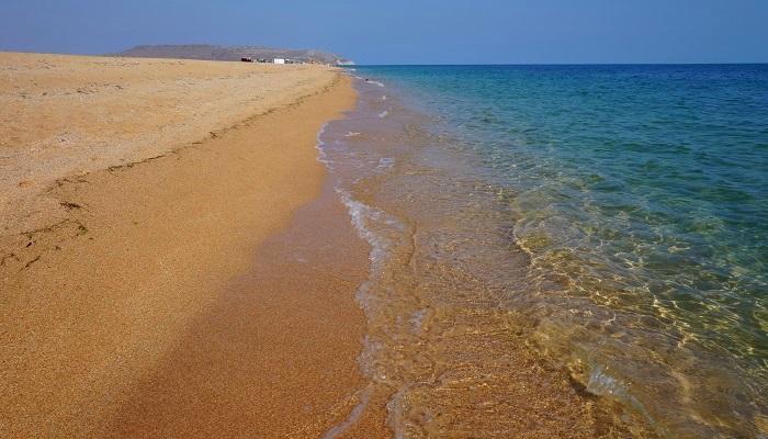 фото Дикие пляжи Крыма