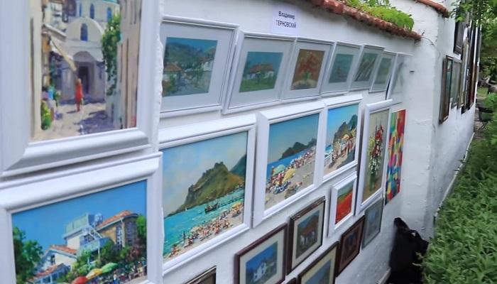 фото Картины крымских художников