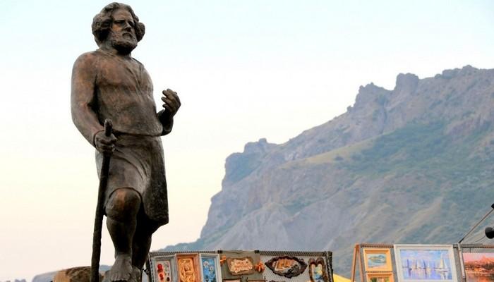 Памятник Волошину