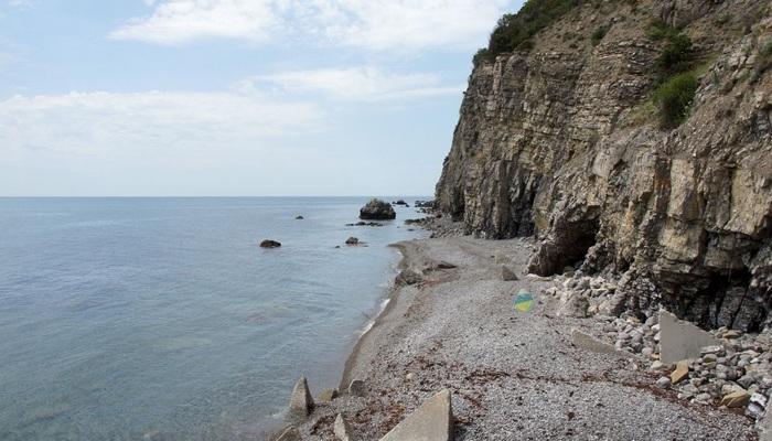 Пляж Мартьян