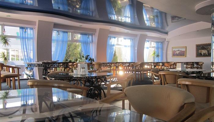 Ресторан отеля Медведь Коктебель