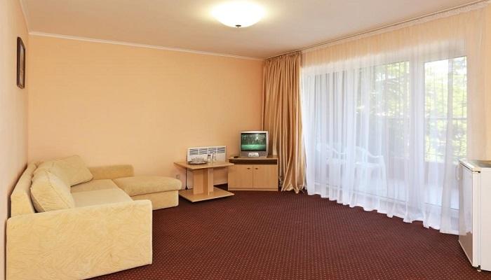 Семейный номер отеля Медведь в Крыму