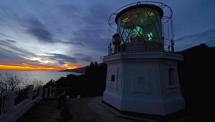 Фото Ай-Тодорский маяк в Гаспре