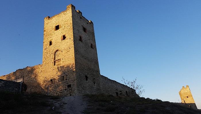 фото крепость Кафа