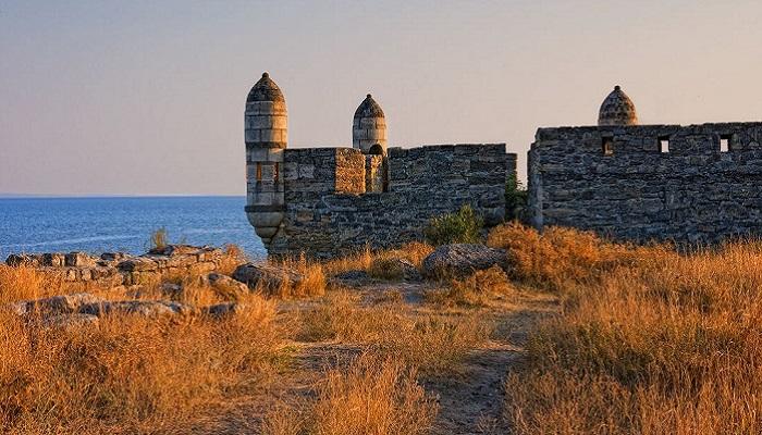 фото крепость Ени-Кале в Керчь