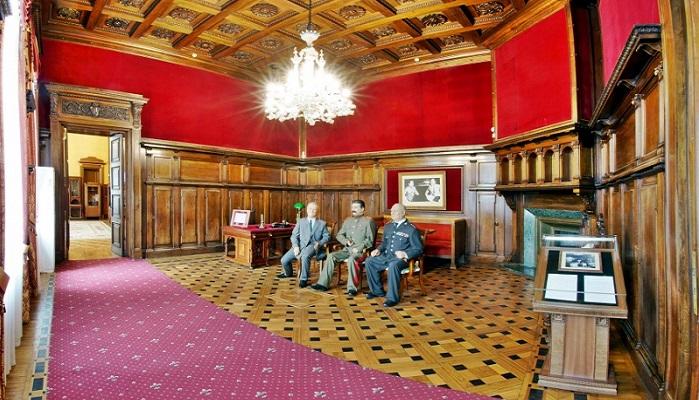 Фото Ливадийский дворец Крым