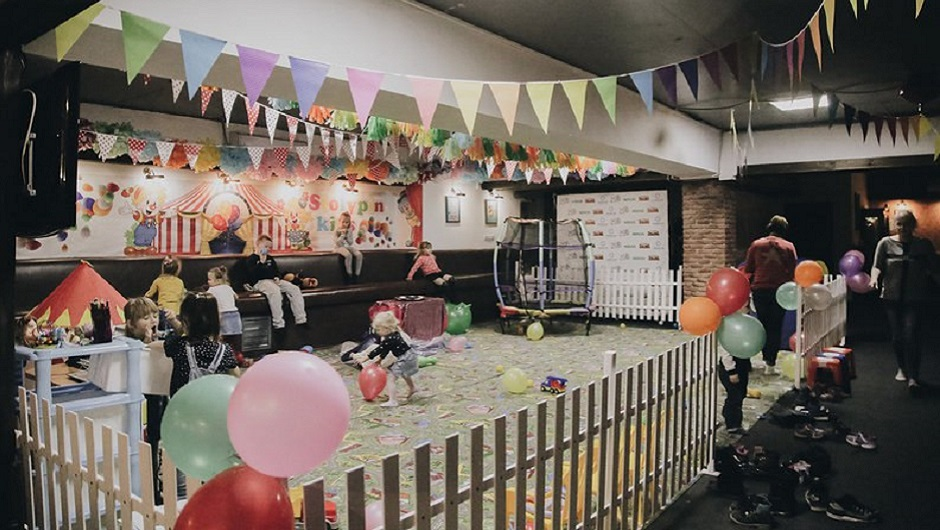Детская комната ресторана Столыпин Севастополь