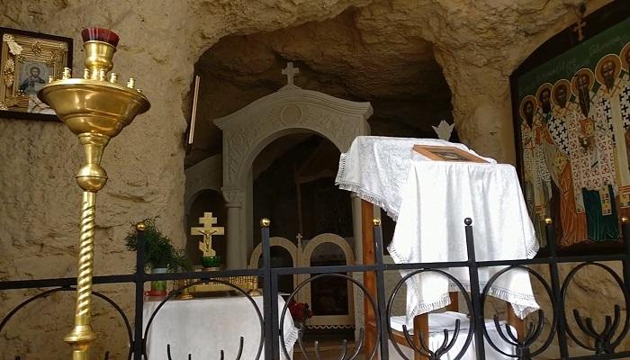 Храм рождества Христова Георгиевский монастырь Севастополь