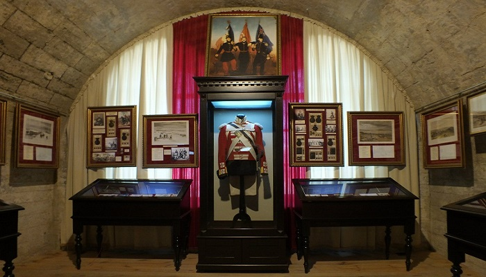 Фото Музей Михайловская батарея в Севастополе