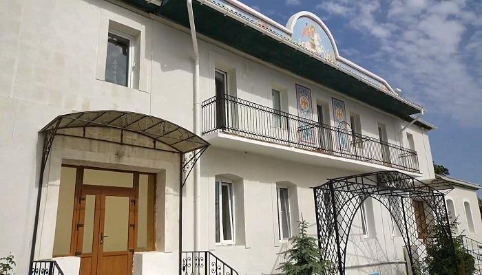 Обитель Георгиевского монастыря в Севастополе