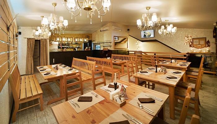 Фото Интерьер ресторана