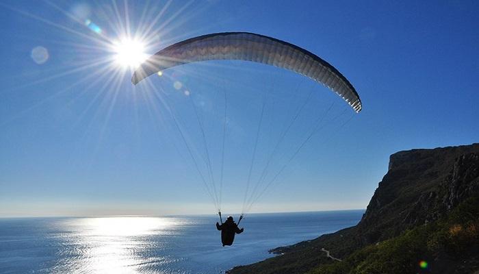 Фото Полет на параплане Севастополь