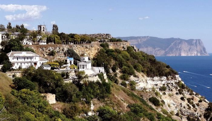 Свято-Георгиевский монастырь в Севастополе