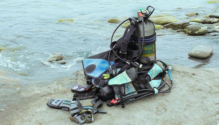 снаряжение для подводного плавания Арктида
