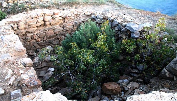 Фото Башня Боспорской крепости