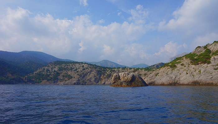 Фото Новосветские бухты