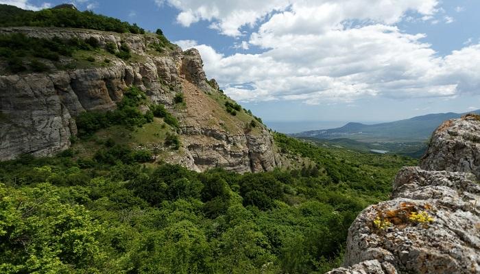 Достопримечательности Крыма гора Демерджи