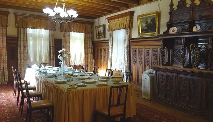 Достопримечательности Крыма Массандровский дворец