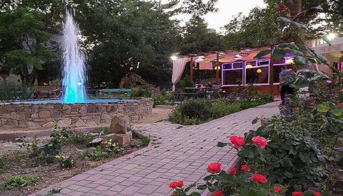 Кафе в Крыму с открытой терассой